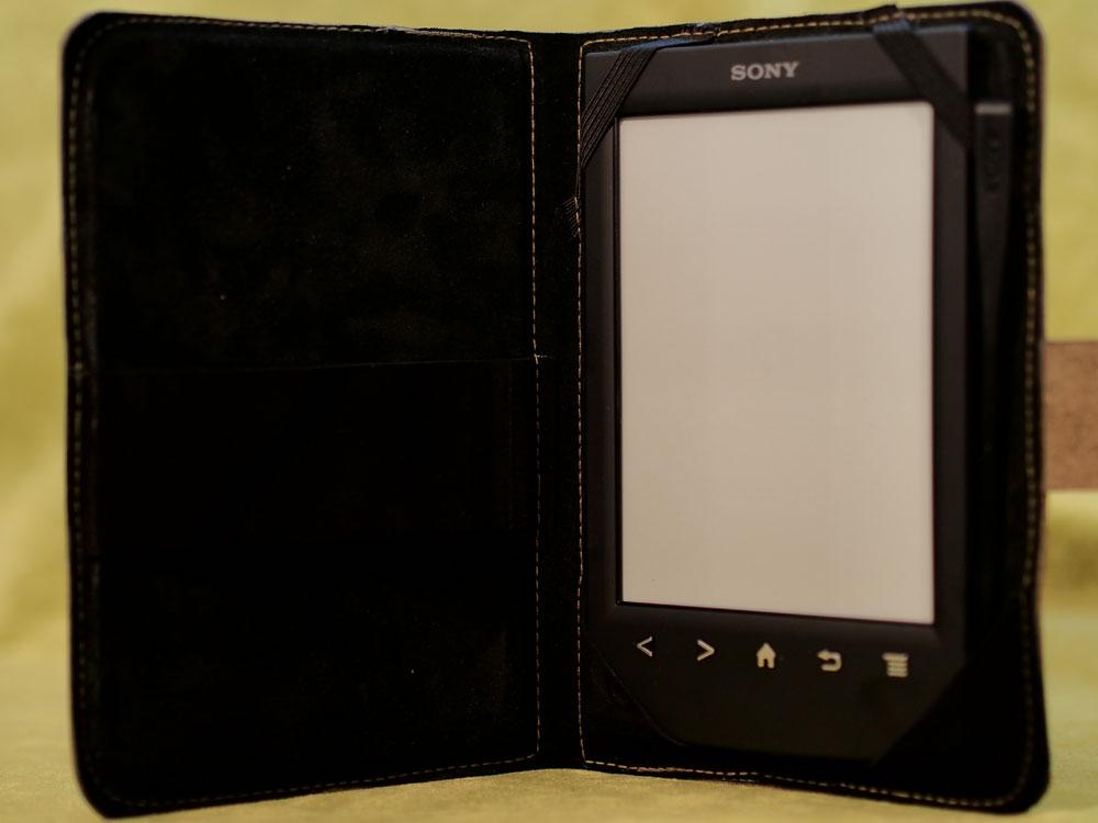 Interior con Sony PRs-t2
